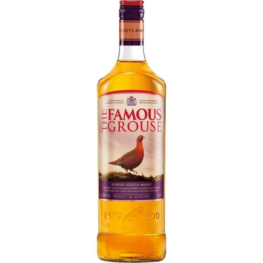 the famous grouse the famous grouse whisky 1 lt