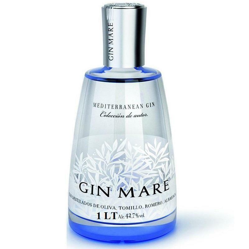 gin mare gin mare mediterranean gin  1 lt