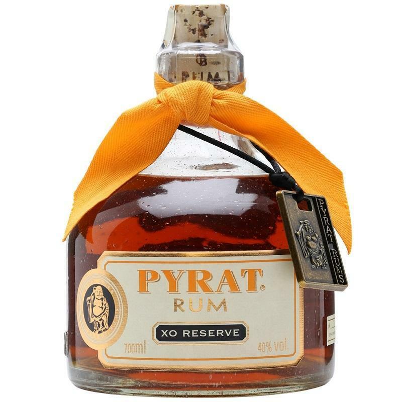 pyrat pyrat rum xo reserve premium carabian spirit 70 cl