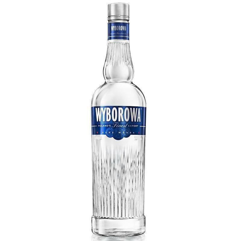 wiborowa wiborowa pure vodka 1 lt