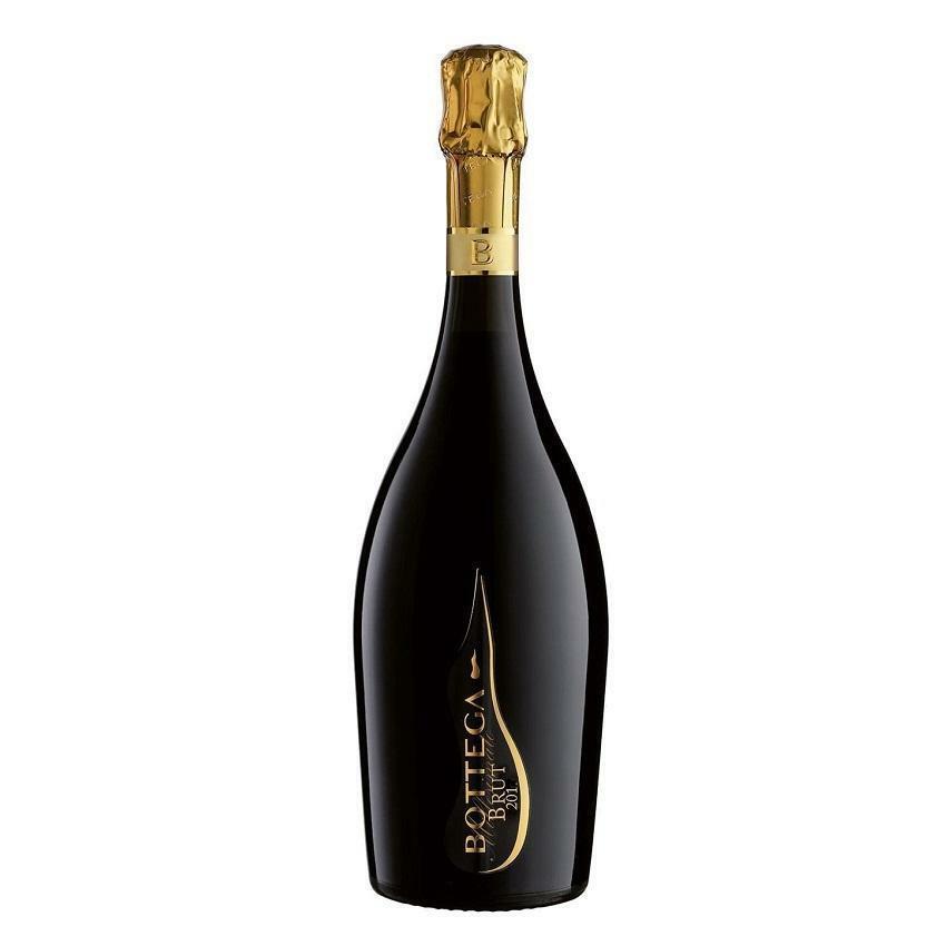 bottega bottega vino spumante brut  millesimato 75 cl