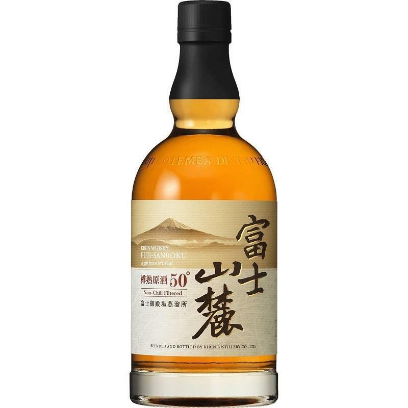 kirin kirin whisky fuji sanroku japanese blended 70 cl