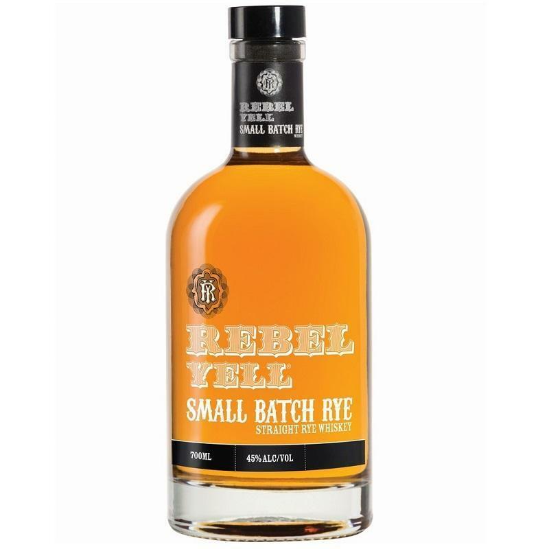 rebel yell rebel yell whisky small batch rye 70 cl