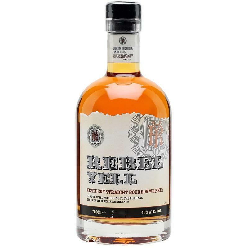 rebel yell rebel yell bourbon whisky 70 cl