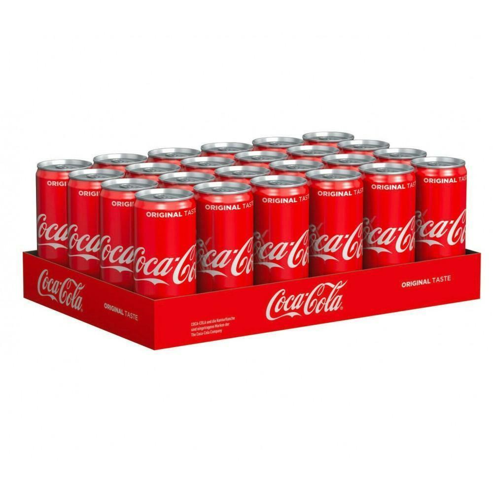 coca cola coca cola classica in lattina 33 cl 24 pz