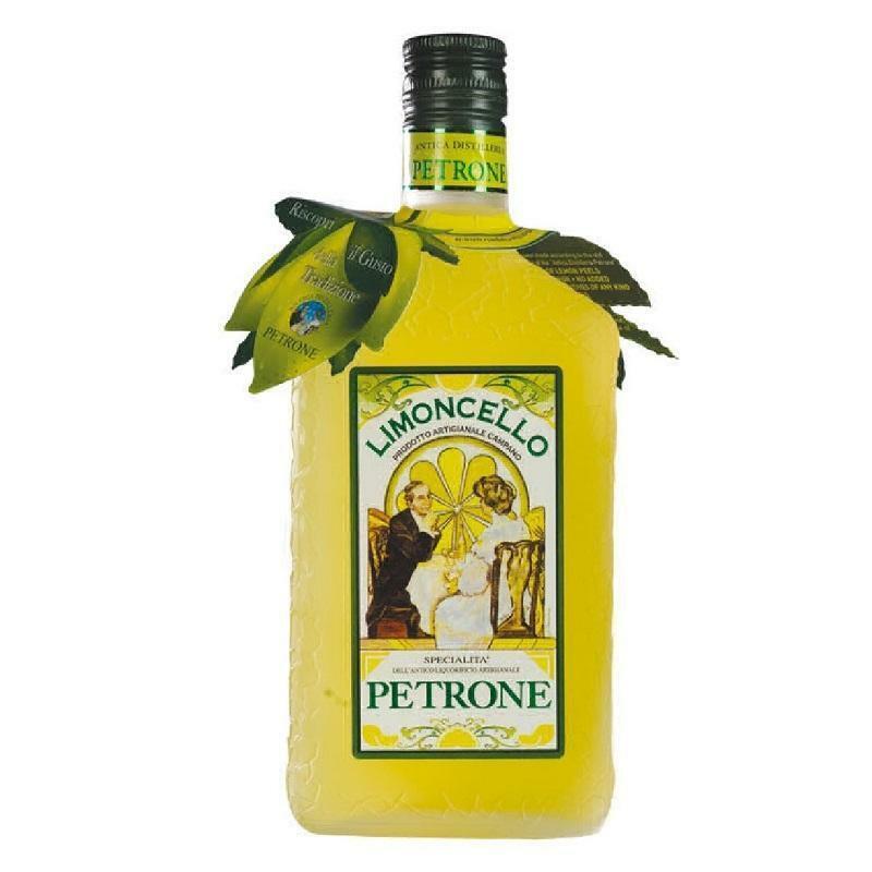 petrone petrone limoncello 1,5 lt prodotto artigianale campano specialita'