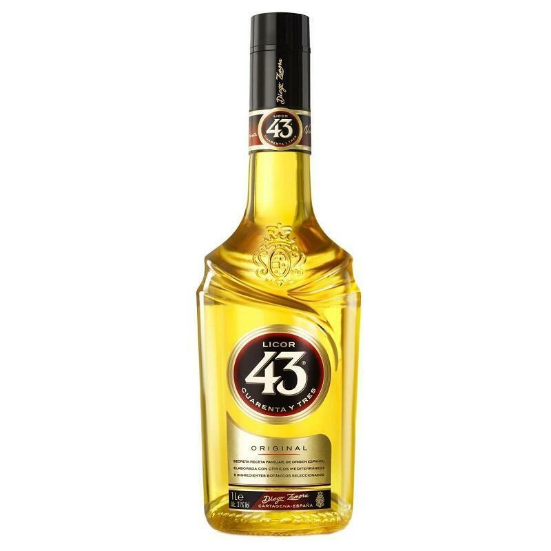 licor 43 licor 43 original cuarenta tres 70 cl