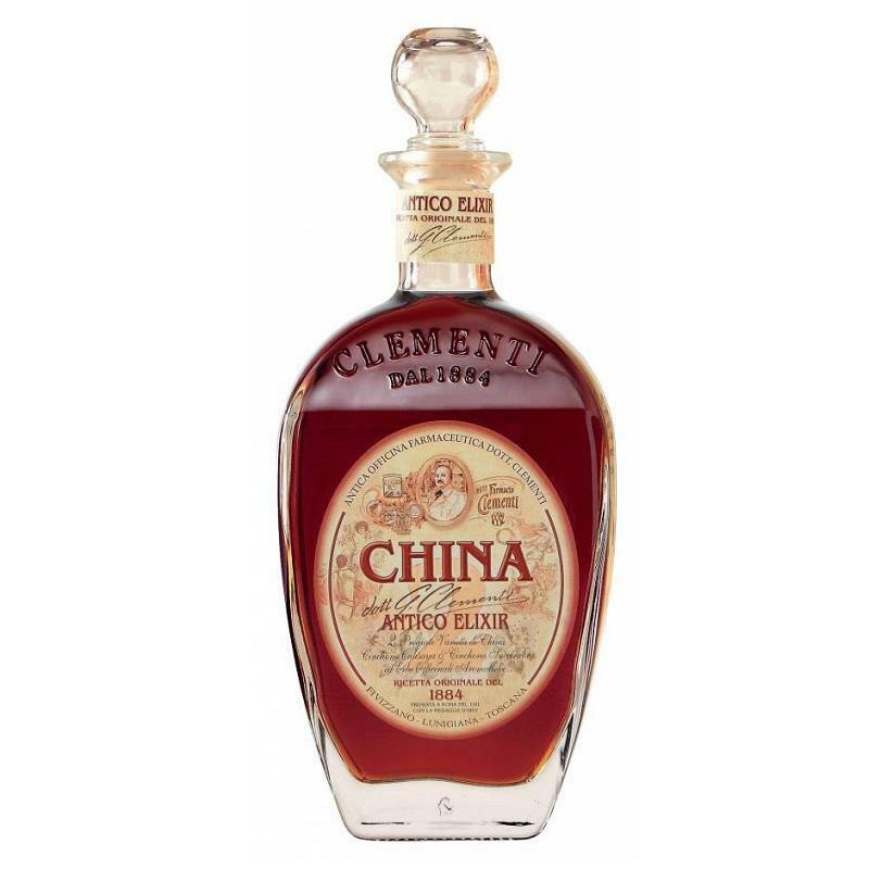 china clementi china clementi antico elixir 70 cl in astuccio