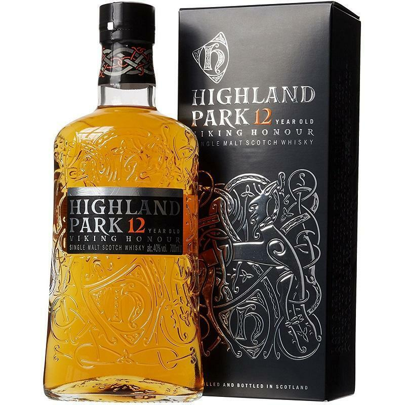 highland park highland park viking honour 12 years single malt scotch whisky 70 cl