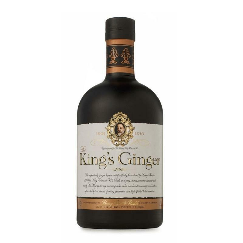 king's ginger king's ginger liqueur 50 cl