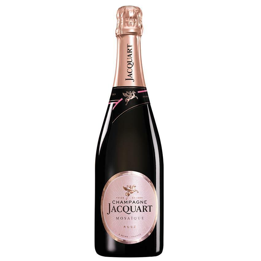 jacquart jacquart champagne rose 75 cl in astuccio