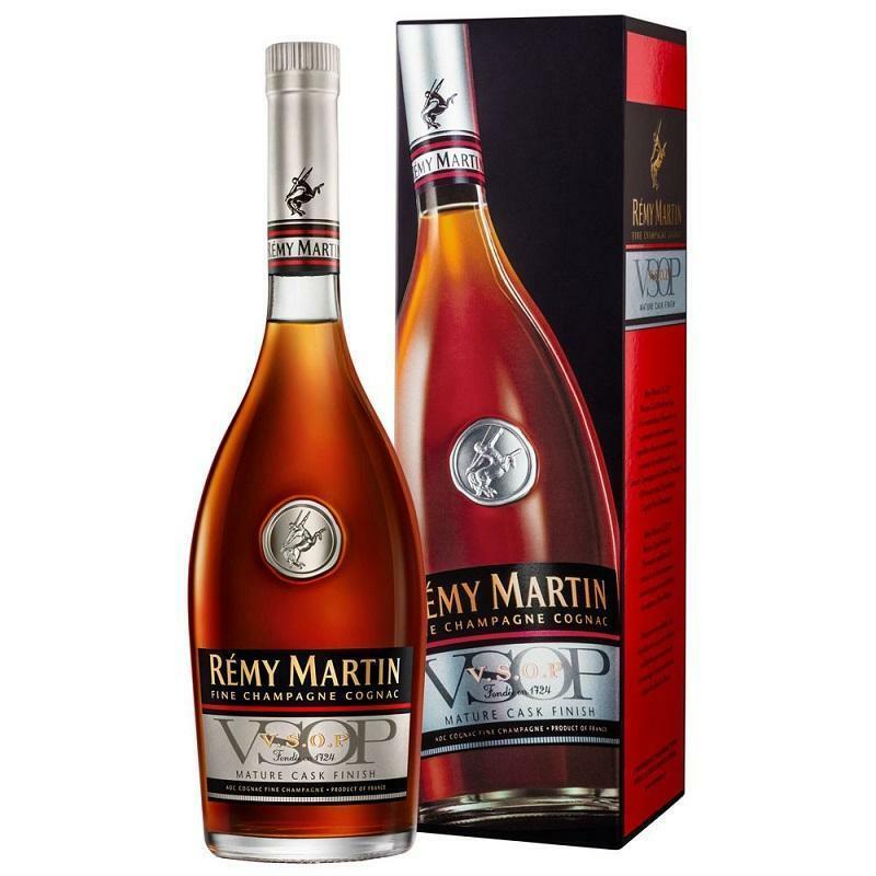 remy martin remy martin cognac v.s.o.p. fine champagne 70 cl
