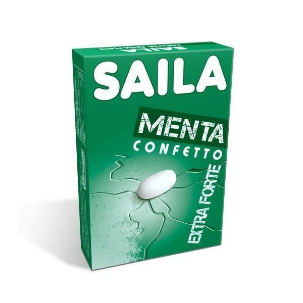 saila saila menta extra forte confetto 16 pz