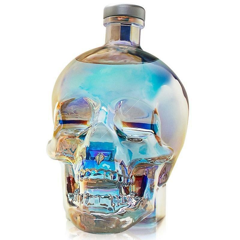 crystal head crystal head aurora 70 cl vodka in astuccio edizione limitata