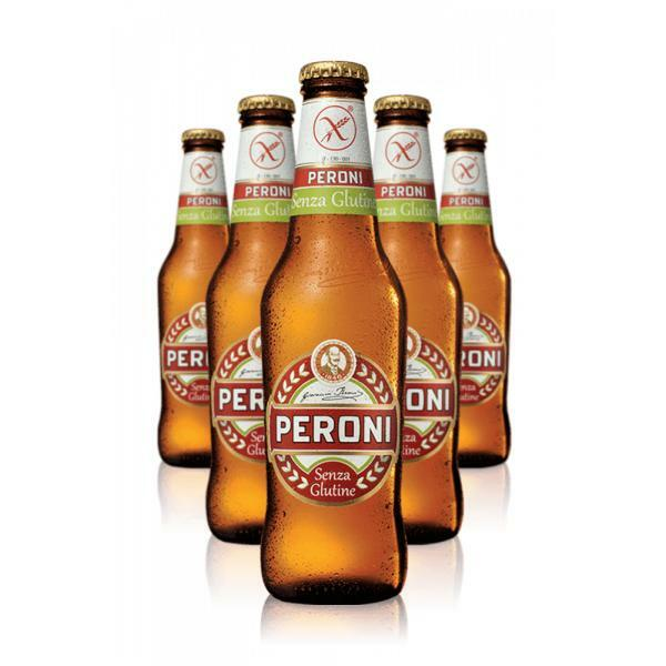 peroni peroni birra senza glutine 33 cl 12 bottiglie