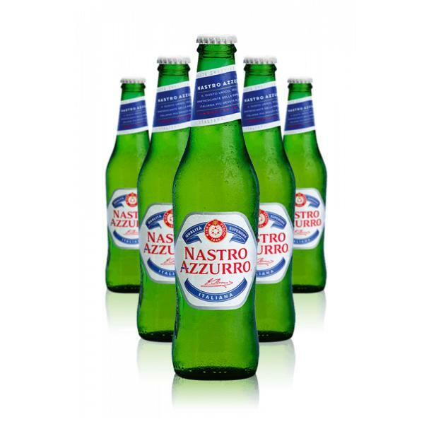 nastro azzurro nastro azzurro birra 33 cl 24pz