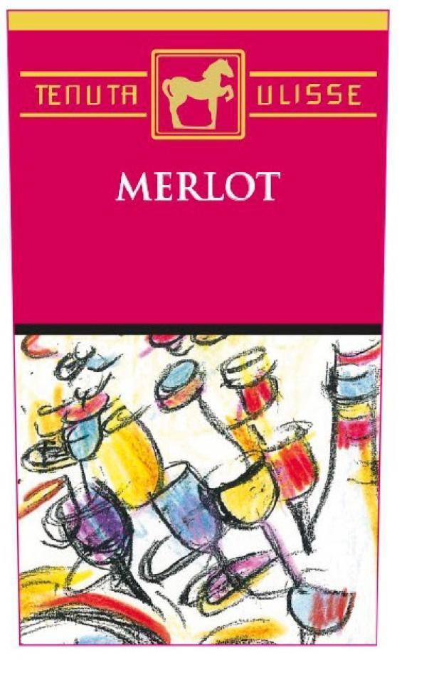 tenuta ulisse tenuta ulisse vino varietale 2019 merlot  75 cl