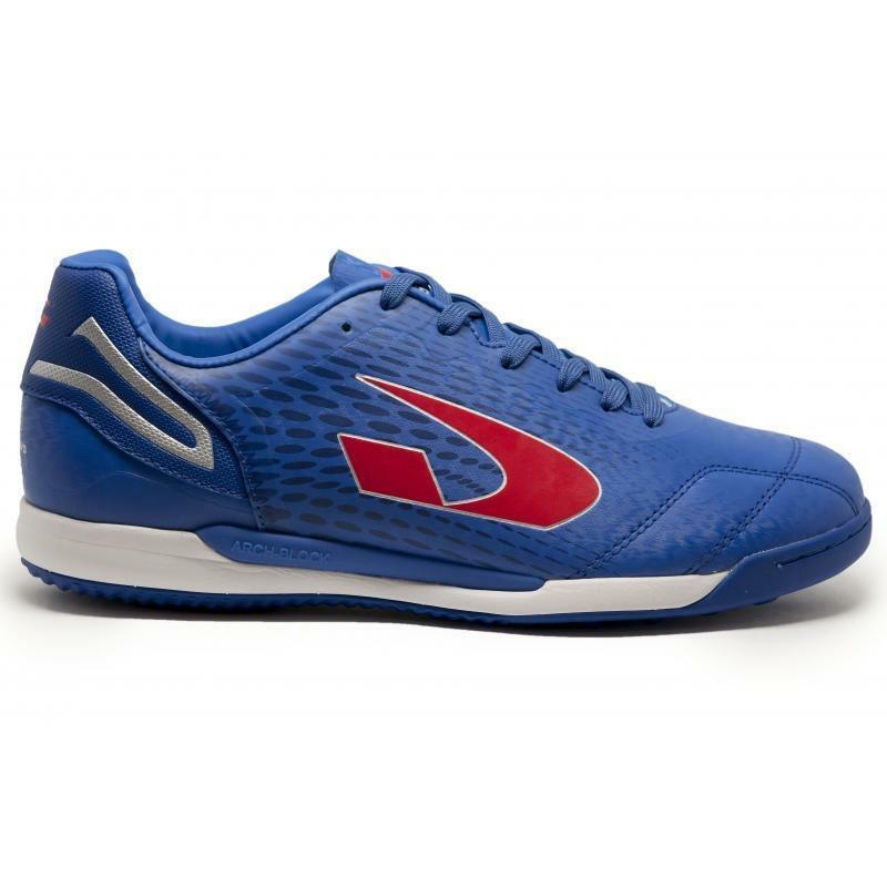 gems gems scarpa calcetto tiger evo tf azzurro
