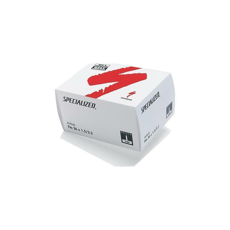 specialized specialized camera d'aria mtb presta airlock 29x1.75/2.4