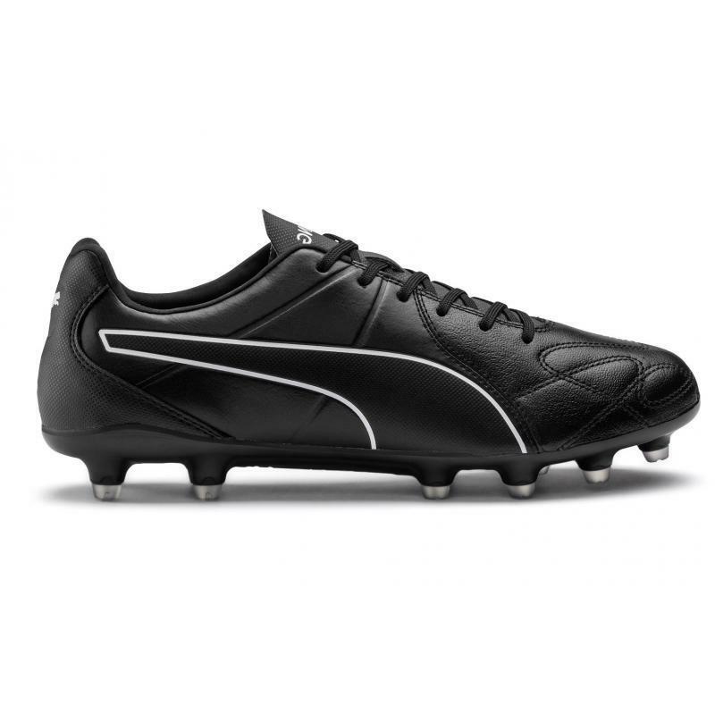 puma puma scarpa calcio king hero fg nero 105609-01