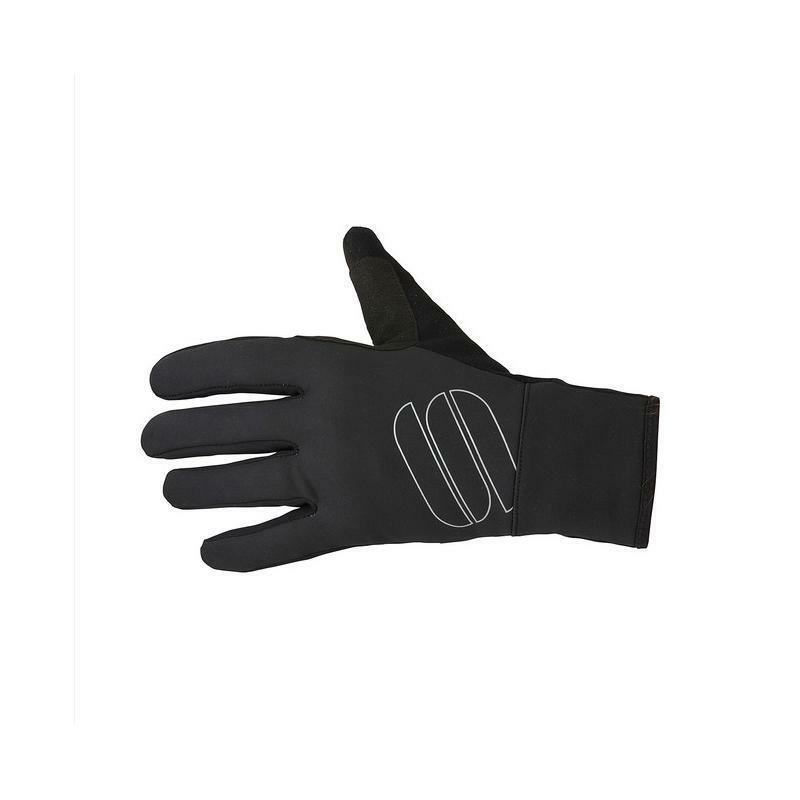 sportful sportful guanti softshell strech nero