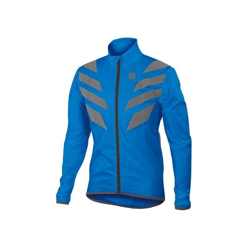 sportful giacca reflex nero nero