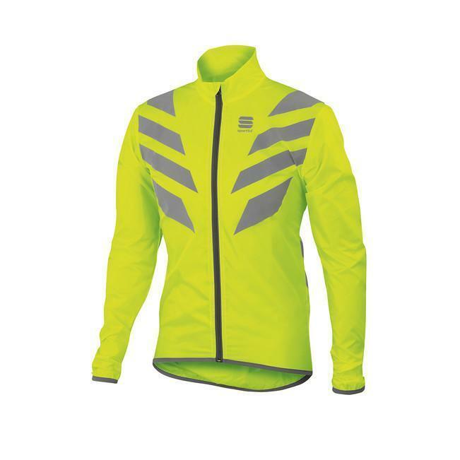 sportful sportful giacca reflex giallo fluo