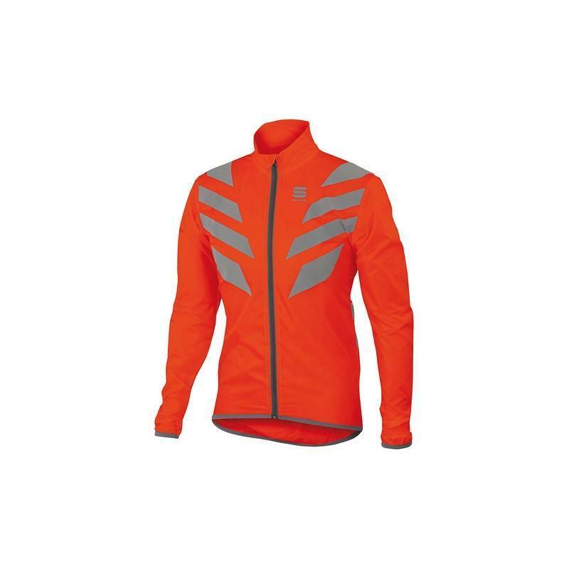 sportful sportful giacca reflex rosso