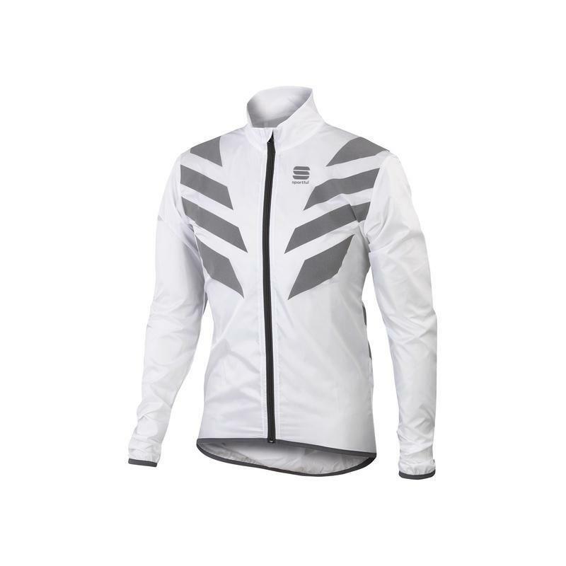 sportful giacca reflex bianco