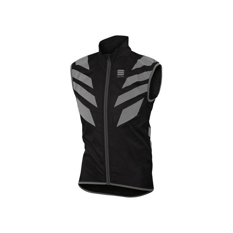 sportful sportful gilet reflex vest nero