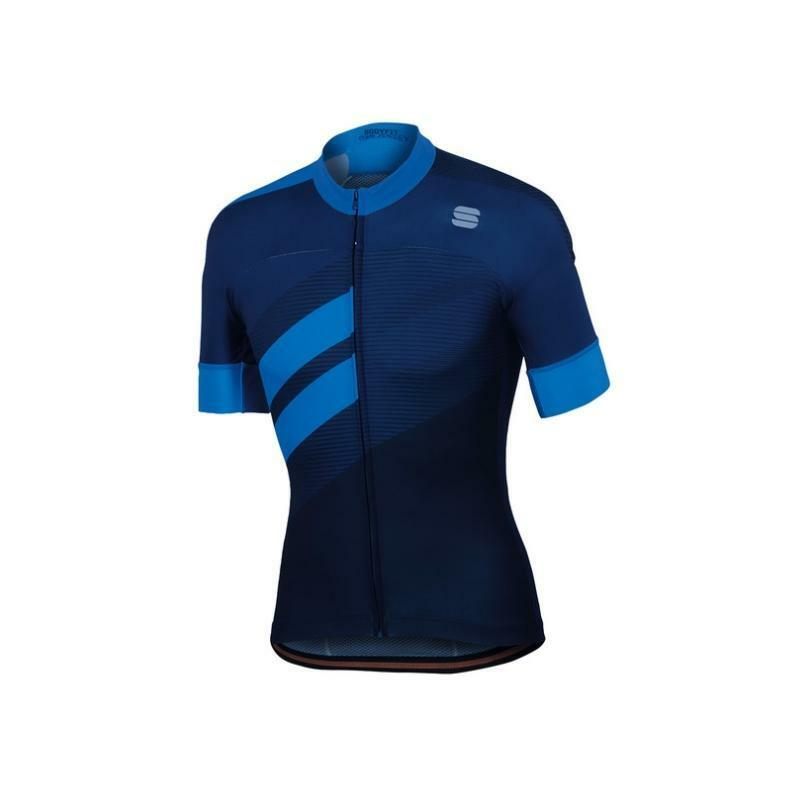 sportful sportful maglia bodyfit team blu/azzurro