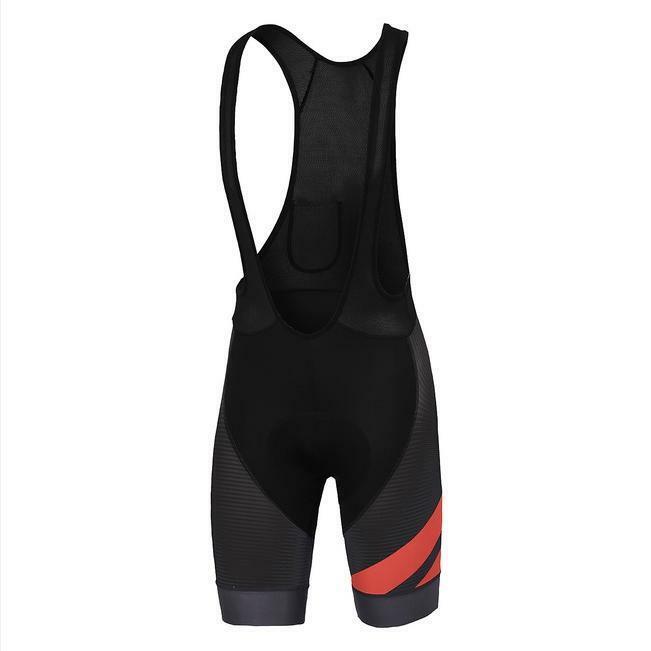 sportful sportful pantaloncino con bretelle bodyfit