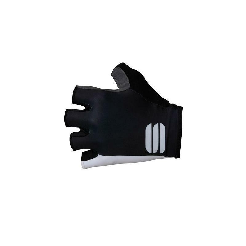 sportful sportful guanti bodyfit pro nero/bianco