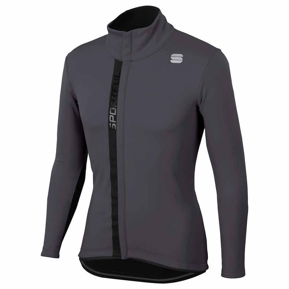 sportful sportful giacca tempo windstopper nero