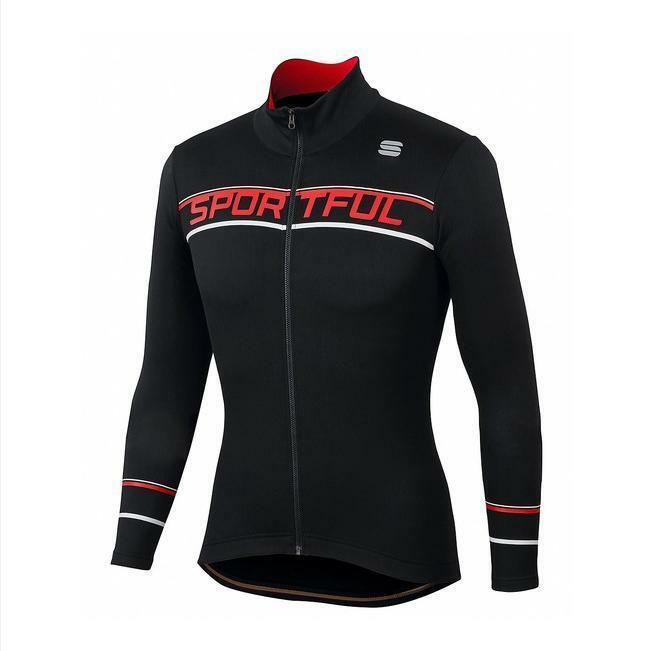 sportful sportful giacca giro thermal nero