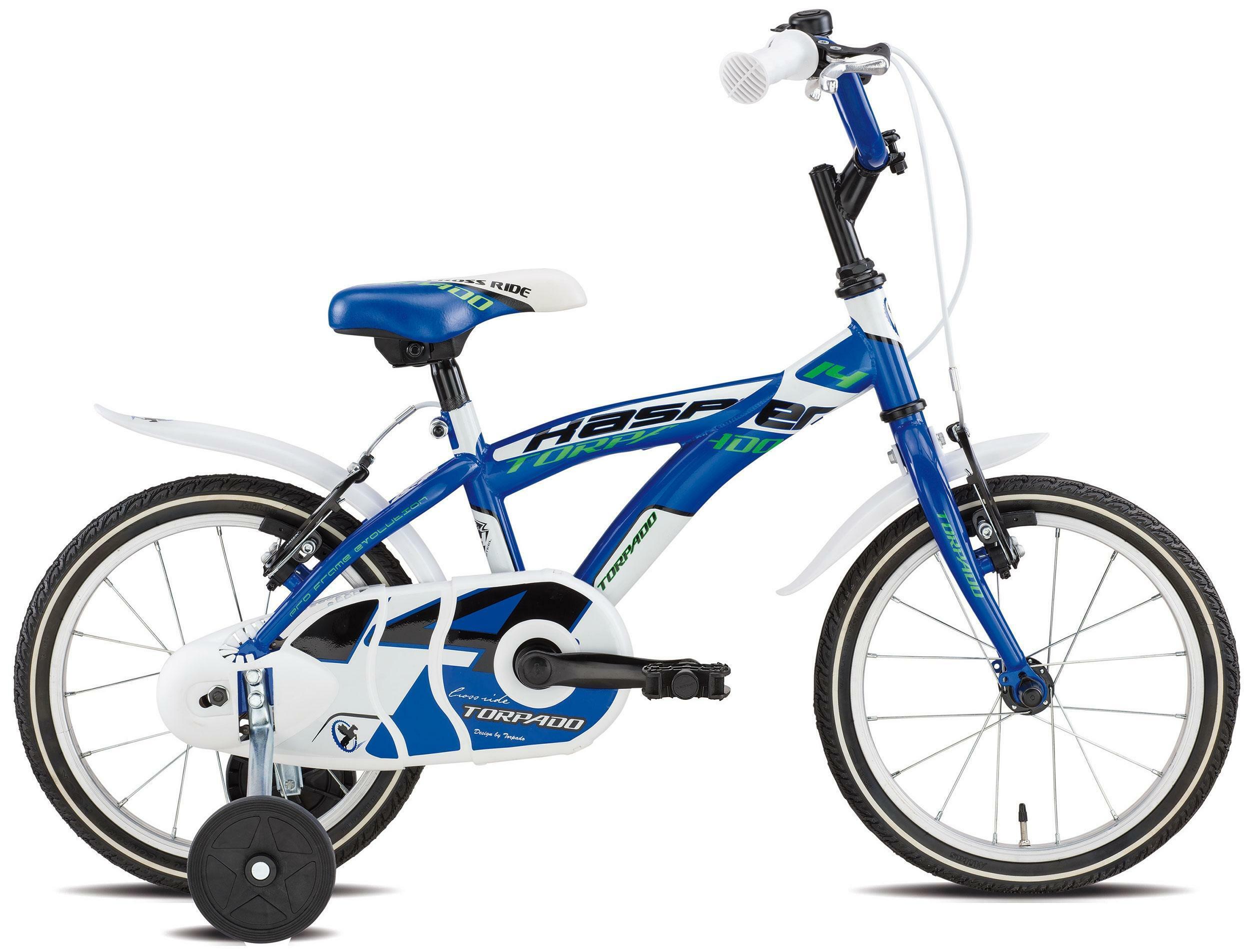 torpado torpado bici bambino kasper