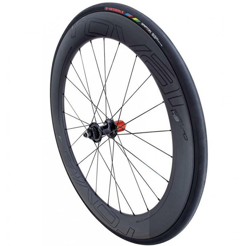 specialized specialized ruota posteriore roval clx 64 disc