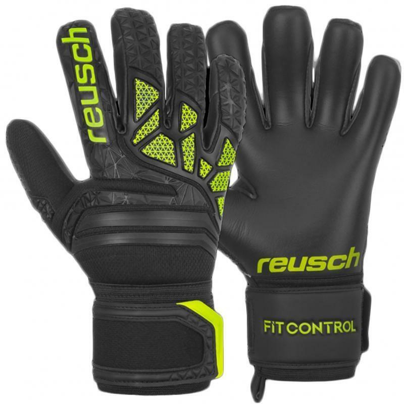 reusch guanti fit control freegel s1