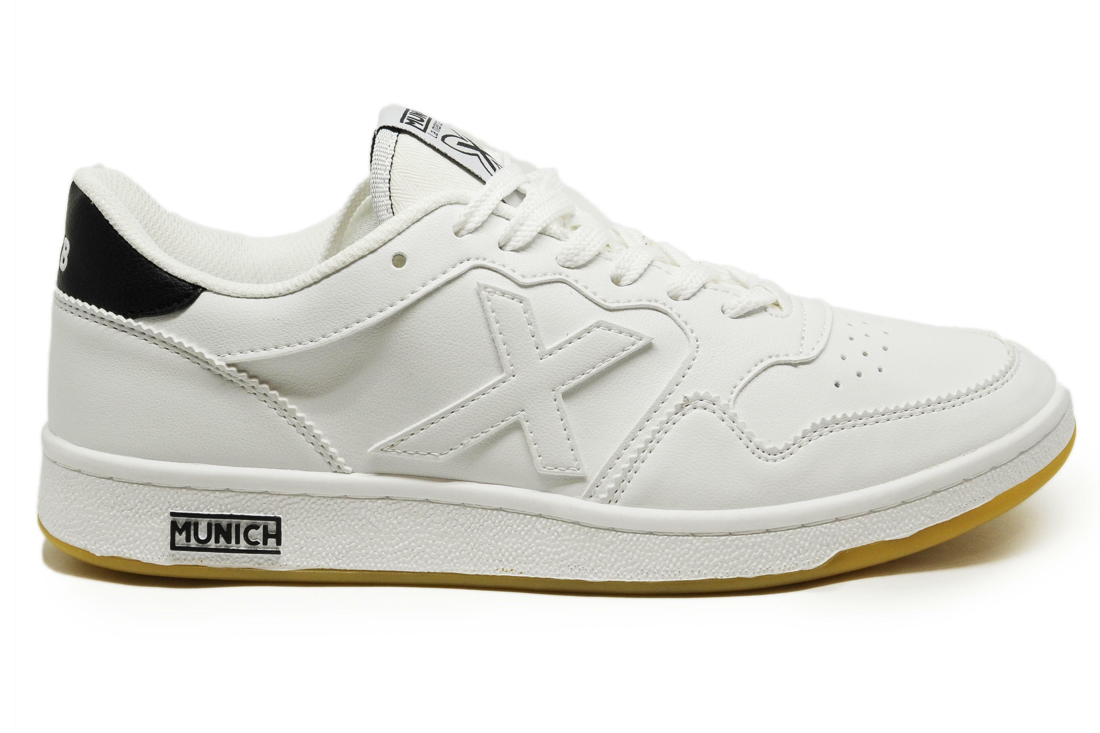 munich munich scarpa sneaker arrow bianco