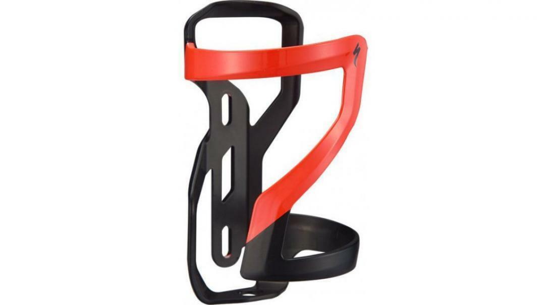 specialized specialized portaborraccia zee cage ii nero/rosso
