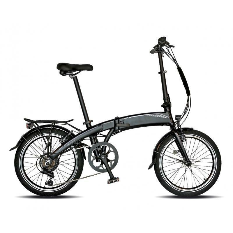 torpado torpado bici e-bike explorer folding