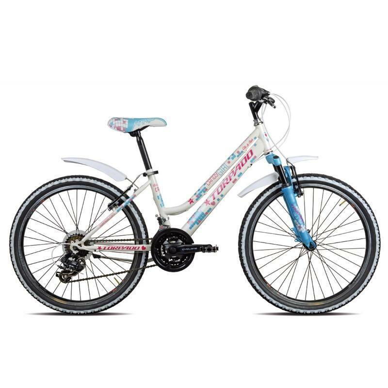torpado torpado bici bambina mtb candy
