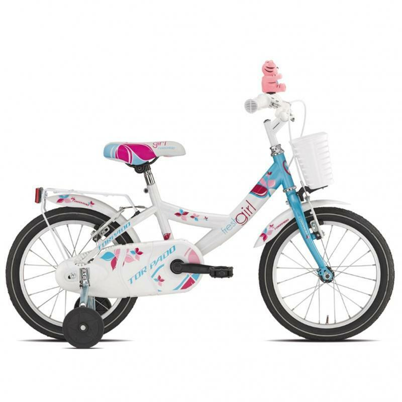 torpado torpado bici bambina trilly verde