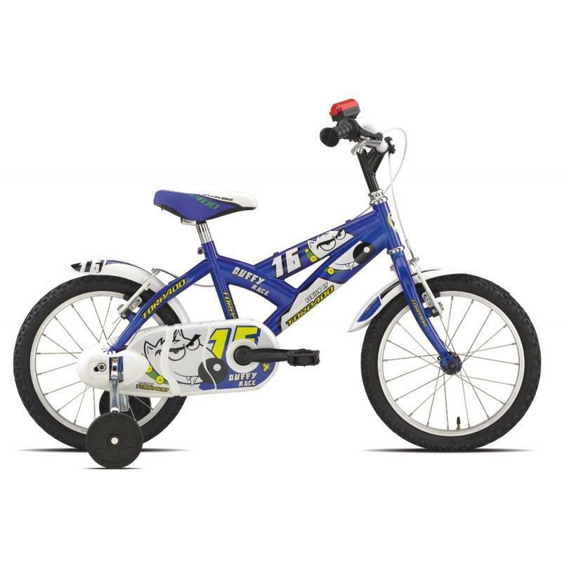 torpado torpado bici bambino duffy blu