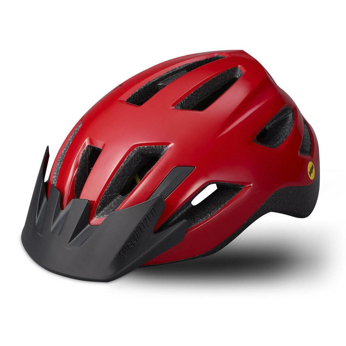 specialized specialized casco bici bambino shuffle led mips