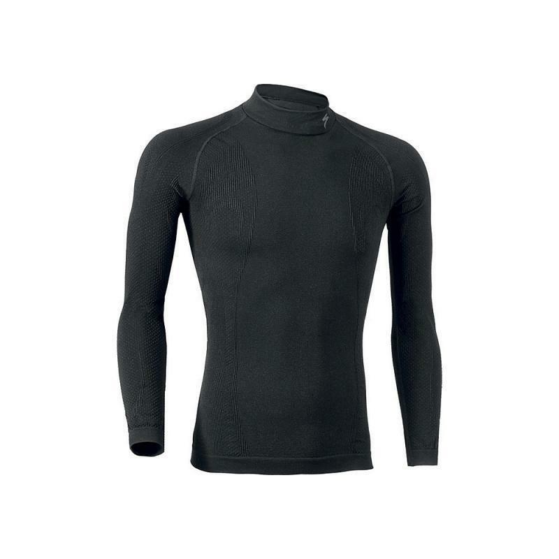 specialized specialized maglia intima seamless collo alto