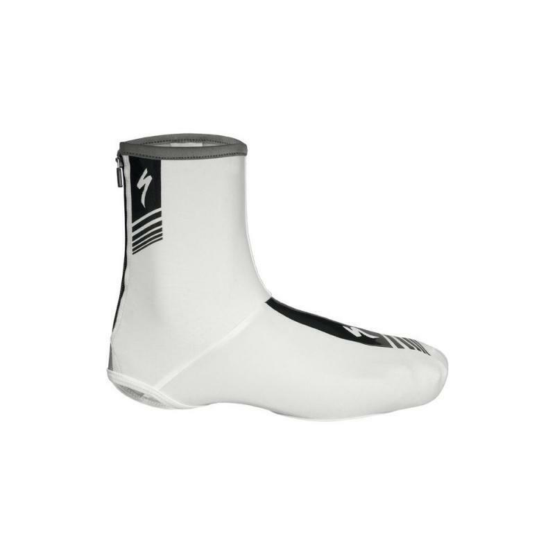 specialized specialized copriscarpa elasticizzato bianco/nero