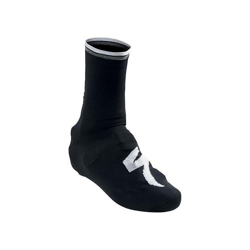 specialized specialized copriscarpe calza oversize nero