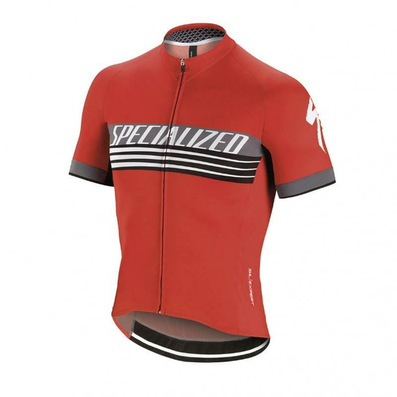 specialized specialized maglia sl expert rosso