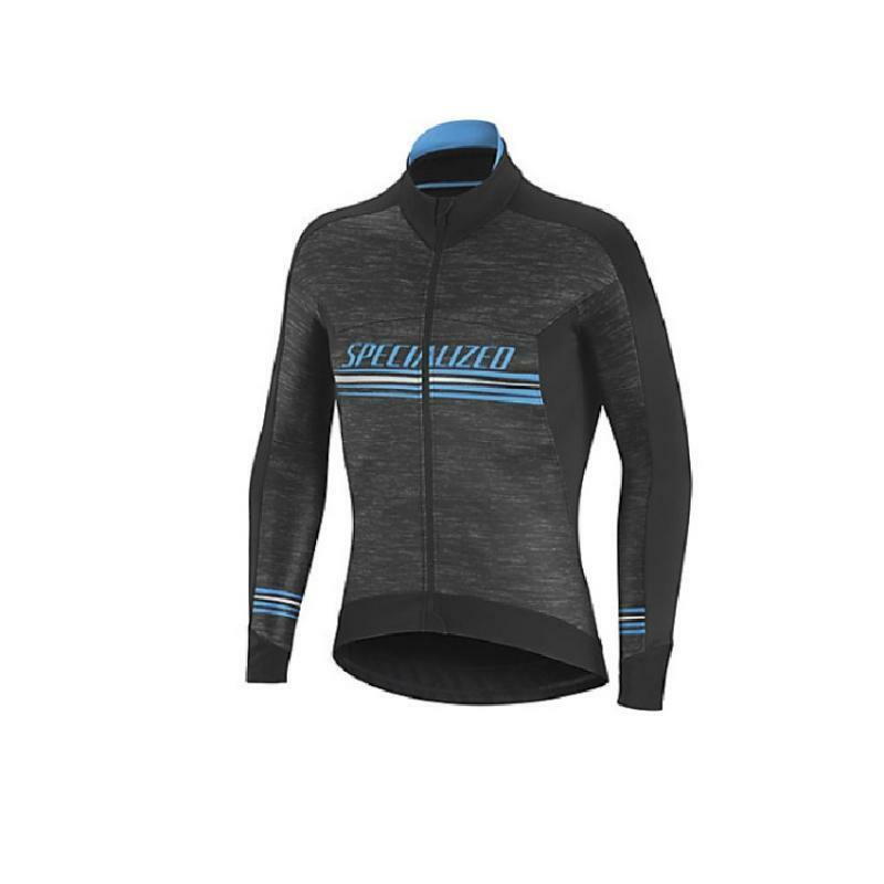 specialized specialized giacca element sl expert grigio / azzurro